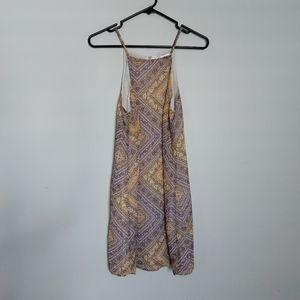 Cotton On Paisley Slip Dress Size XS